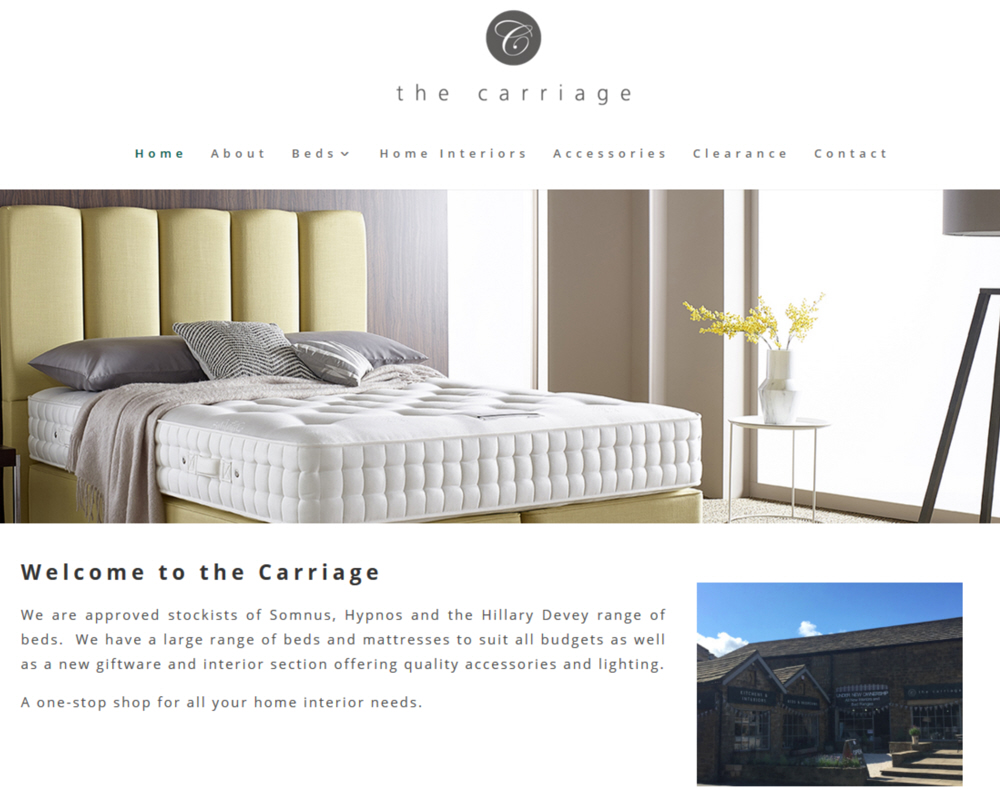 The Carriage, Burley in Wharfedale