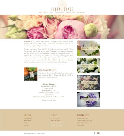 Floral Dance - Florist