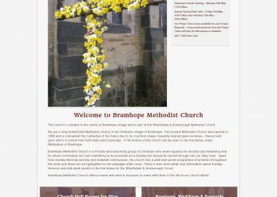 Bramhope Methodist Church