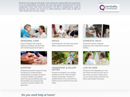Bill Social Care Ltd