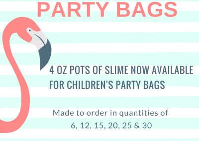 party bag slime